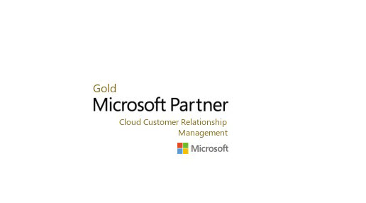 XRM Vision is now Microsoft Gold Cloud CRM certified