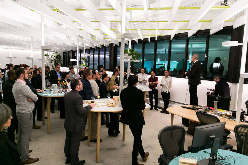 A big party for the 10 year anniversary of XRM Vision