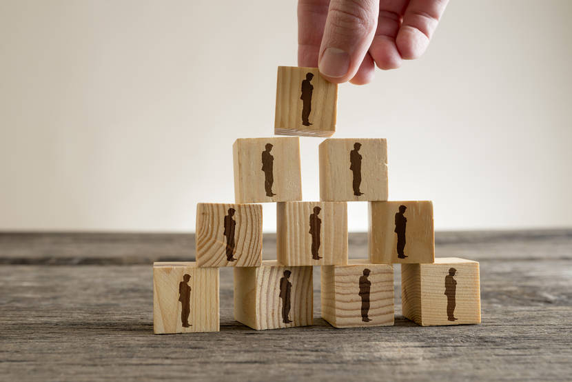 The 6 advocates for a successful organizational change