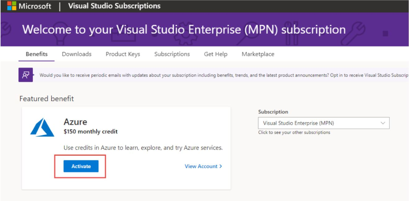 Plateforme infonuagique, cloud, Visual Studio, Azure